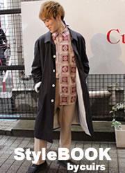 着こなしはどうしてる?雑誌のようにいかないな〜って思っていらっしゃる方!Cuirsの着こなしを取り入れてはずれのないコーディネートを!